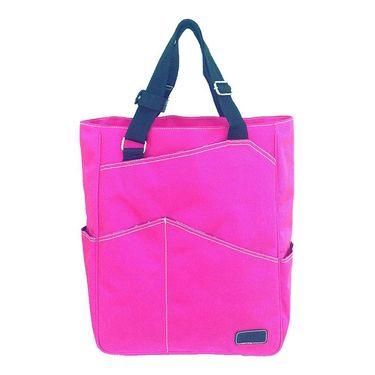 Maggie Mather Tote Bag - Fuchsia