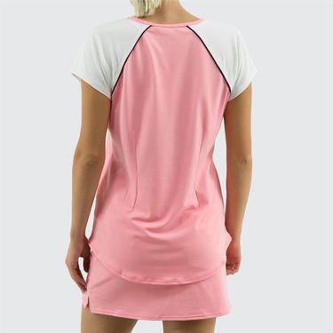 Jofit Sherry Raglan Tee - Confetti Pink