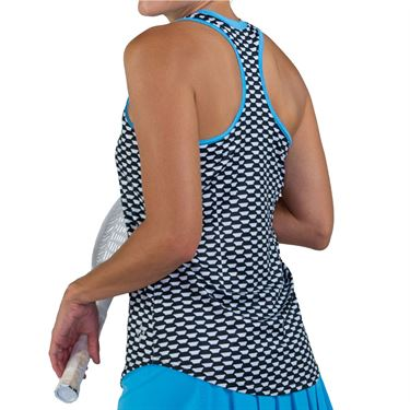 Jofit Key West Crosscourt Tank Womens Key West Print TT103 KWP