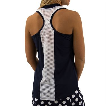 Jofit Appletini Breathable Tank Womens Midnight/Diamond TT169 MDN