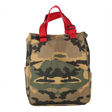 Maggie Mather Tennis Tote - Camo