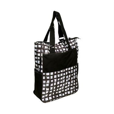 Glove It Tennis Tote - Abstract Pane