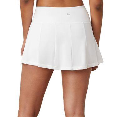 Fila White Line Call 14.5 inch Skirt Womens White TW015334 100