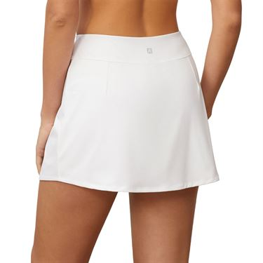 Fila 30 Love 14 1/2 inch Active Skirt Womens White TW015466 100