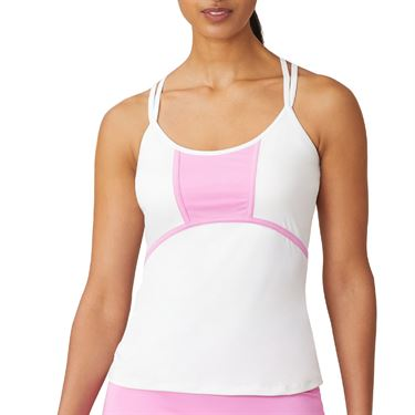 Fila 30 Love Cami Tank Womens White/Cyclamen TW015469 100