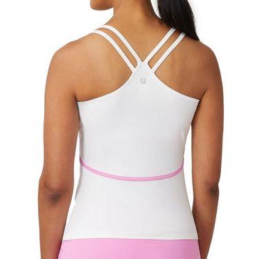 Fila 30 Love Cami Tank Womens White/Cyclamen TW015469 100