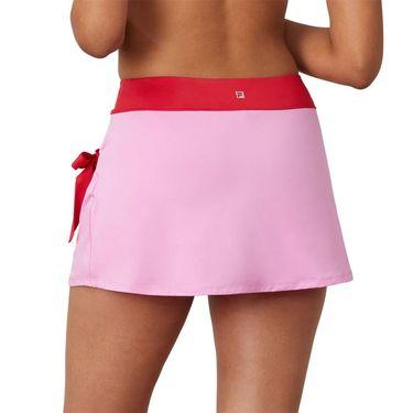 Fila 30 Love Side Tie Skirt Womens Cyclamen/Crimson TW015472 961
