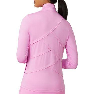 Fila 30 Love Petal Jacket Womens Cyclamen TW015475 961