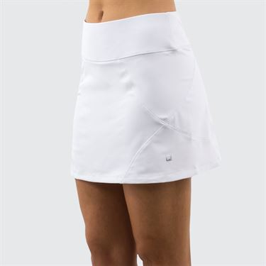 Fila Essentials Power 15 inch Skirt Womens White TW016452 100