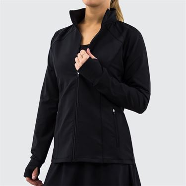Fila Jacket Womens Black TW016454 001