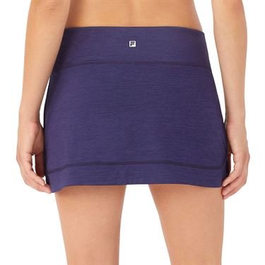Fila Back Court A Line Skirt Womens Purple TW036891 557