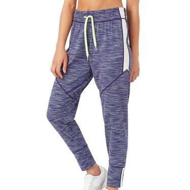 Fila Back Court Pant Womens Purple TW036894 557