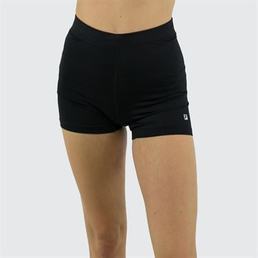 Fila Ball Short Womens Black TW151JF1 001