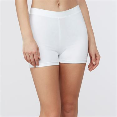Fila Ball Short Womens White TW151JF1 100