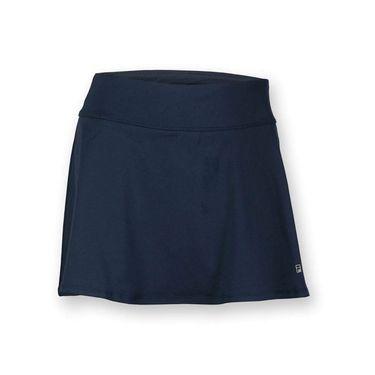 Fila Long Flirty Skirt - Peacoat