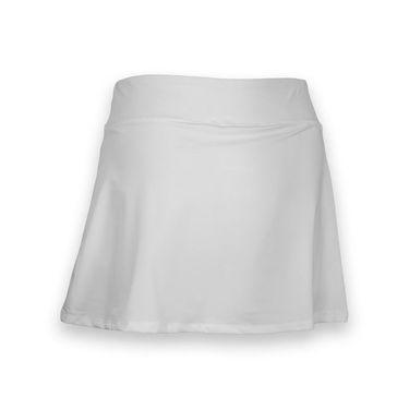 Fila Core Long Flirty Skirt - White