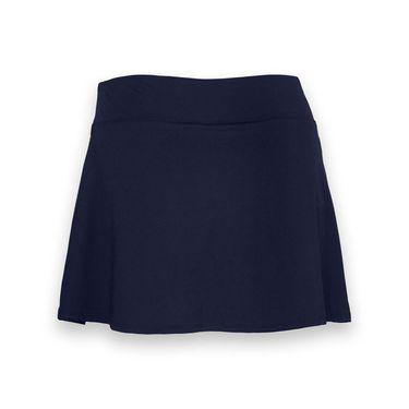 Fila Core Long Flirty Skirt - Peacoat