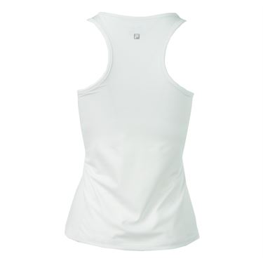 Fila Foundation Racerback Tank - White