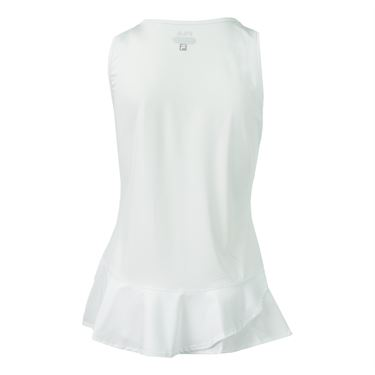 Fila Foundation Full Coverage Tank - White