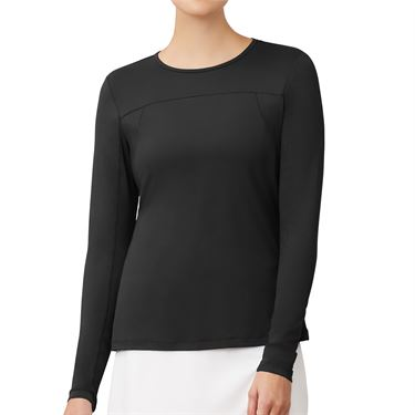Fila UV Blocker Long Sleeve Top - Black