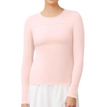 Fila UV Blocker Long Sleeve Top - Light Pink