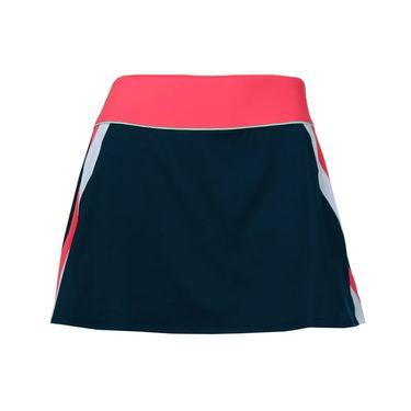 Fila Heritage A Line Skirt - Navy