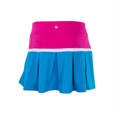 Fila Sweetspot Flirty Skirt - Blue Atoll/Raspberry Rose/White