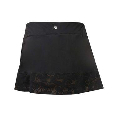 Fila Style Setters Skirt 13.5 Inch - Black/Sand