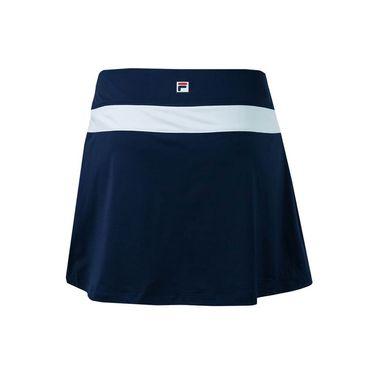 Fila Heritage Colorblocked Skirt 14.5 inch - Navy/White