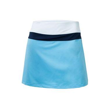 Fila Heritage Colorblocked Skirt 14.5 inch - Baltic Sea/White/Navy