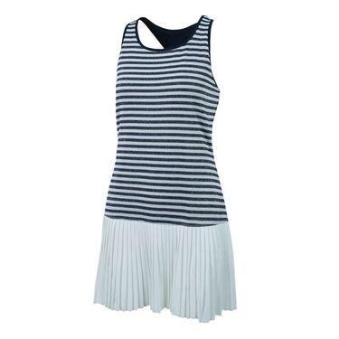 Fila Heritage Sparkle Dress - Navy/White