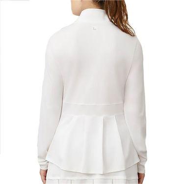 Fila Lawn Jacket Womens White TW191696 100