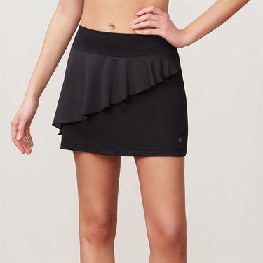 Fila Ruffle 14.5 Inch Skirt - Black