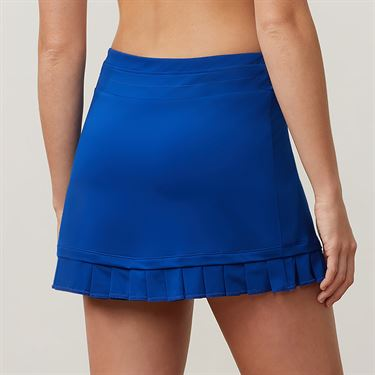 Fila Acqua Pleated Hem Skirt - French Blue