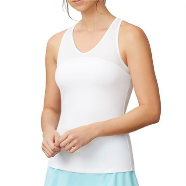Fila Love Game Racerback Tank Womens White TW932819 100