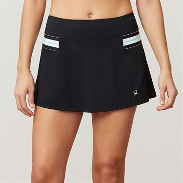 Fila Love Game Skirt Womens Black TW932823 001