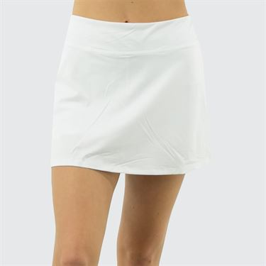 Fila Awning A Line Skirt Womens White TW933626 100