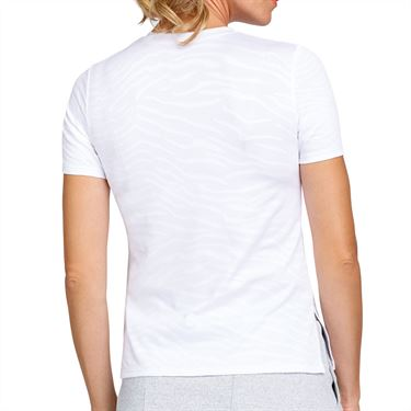 Tail Essentials Evert Top Womens Everest Jaquard TX2638 J96X