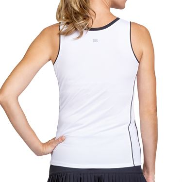 Tail Essentials Stella Sleeveless Top Womens Chalk TX2729 120X