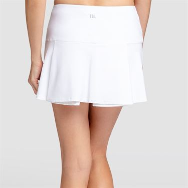 Tail Essentials Pleated Flounce 13.5 inch Skirt - White