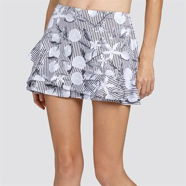 Tail Essentials Ruffle Skirt - Lemons Print