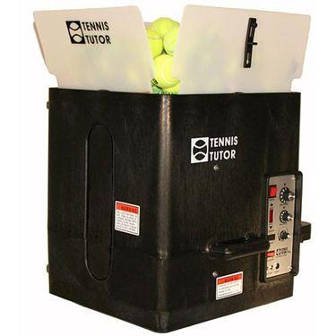 Tennis Tutor Plus Ball Machine w/ Wireless Remote AC/DC