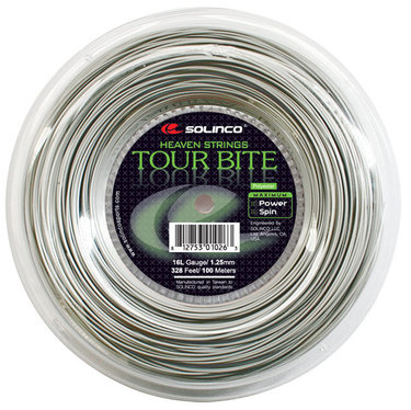 Solinco Tour Bite Tennis String Mini REEL 328 17G