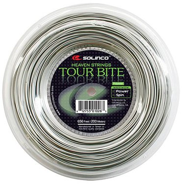 Solinco Tour Bite 19G (656 ft.) Reel
