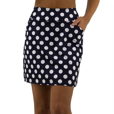 Jofit Appletini Mina Skirt Womens Polka Dot Print UB336 PDT
