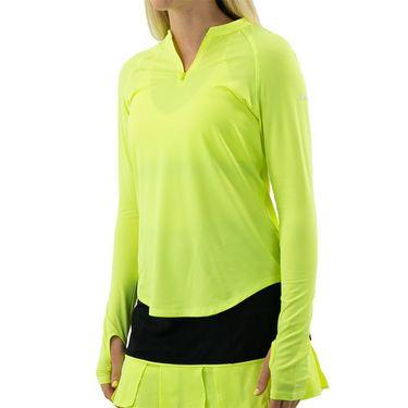 Jofit Limonata UV Long Sleeve Top Womens Citron UT0039 CIT