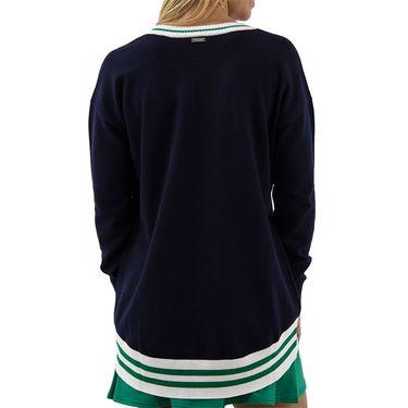Jofit Appletini Heritage Sweater Womens Midnight UT102 MDN