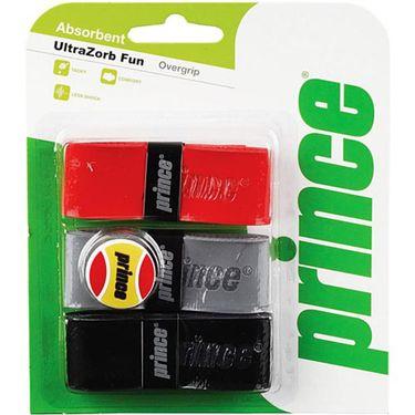 Prince UltraZorb Overgrip Tennis Grip (3 Pack)