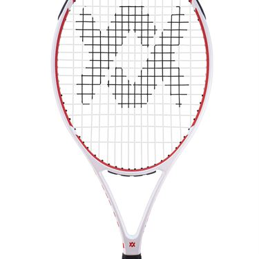 Volkl V Cell 6 Tennis Racquet White/Red V10606