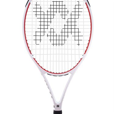Volkl V Cell 9 Tennis Racquet White/Red V10909